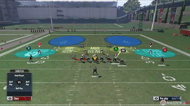Madden NFL 17 Screenshot #36 for PS4