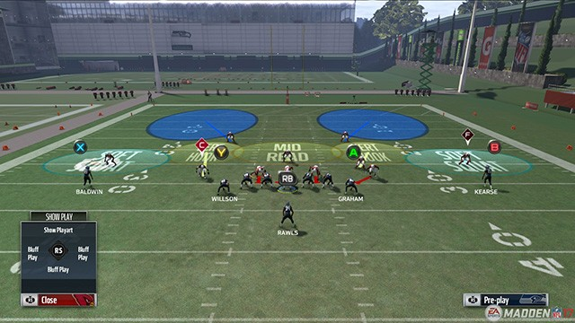 Madden NFL 17 Screenshot #39 for PS4