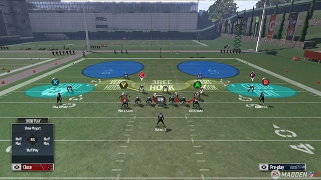 Madden NFL 17 Screenshot #44 for Xbox One