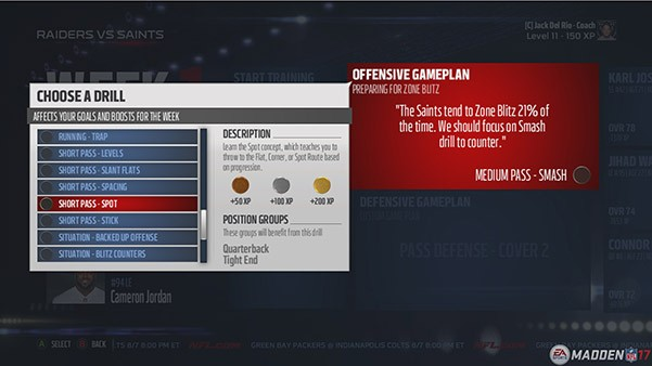 Madden NFL 17 Screenshot #80 for PS4