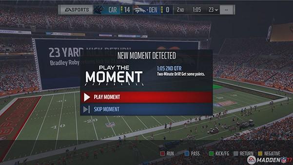 Madden NFL 17 Screenshot #84 for PS4