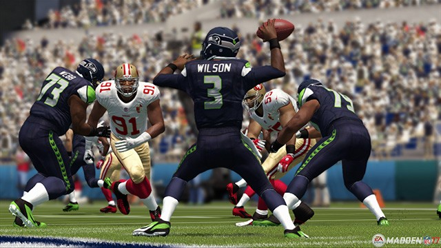 Madden NFL 17 Screenshot #2 for PS3