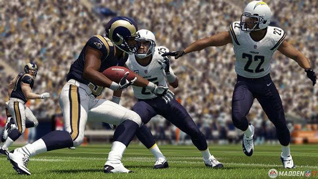 Madden NFL 17 Screenshot #4 for PS3