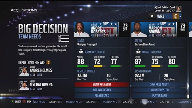 Madden NFL 17 Screenshot #103 for PS4