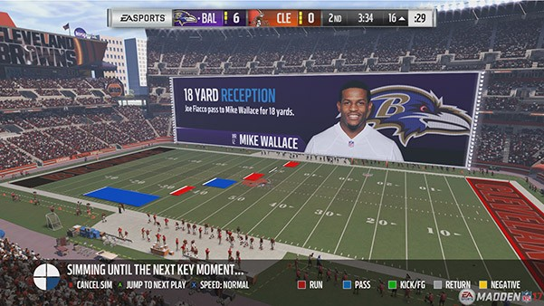 Madden NFL 17 Screenshot #106 for PS4