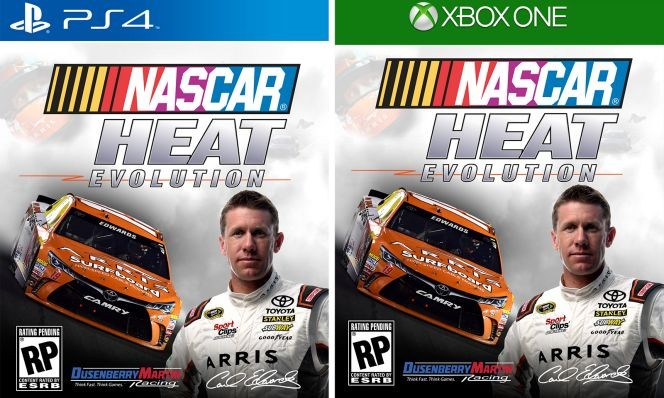 NASCAR Heat Evolution Screenshot #5 for PS4