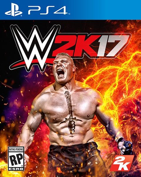 WWE 2K17 Screenshot #6 for PS4