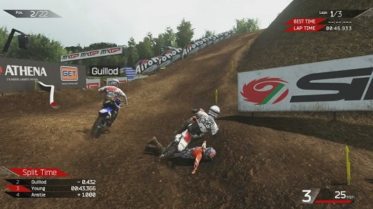 MXGP 2 Screenshot #10 for PS4