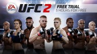 EA Sports UFC 2 screenshot #4 for Xbox One - Click to view