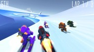 Rocket Ski Racing screenshot #5 for iOS - Click to view