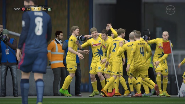 FIFA 16 Screenshot #78 for Xbox One