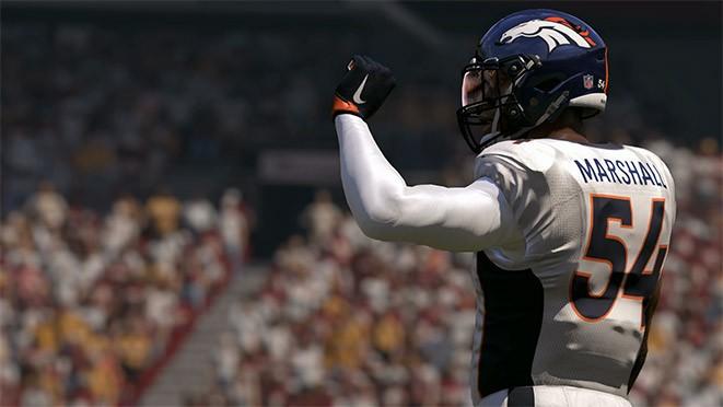 Madden NFL 17 Screenshot #242 for PS4