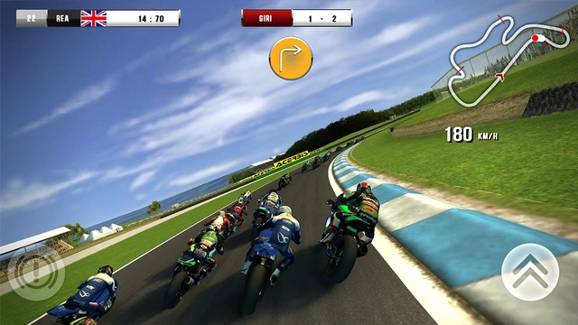 SBK16 Screenshot #1 for Android, iOS