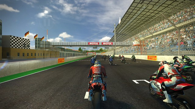 SBK16 Screenshot #2 for Android, iOS