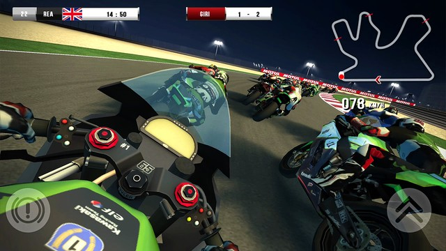 SBK16 Screenshot #4 for Android, iOS