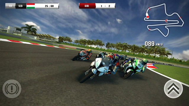 SBK16 Screenshot #5 for Android, iOS