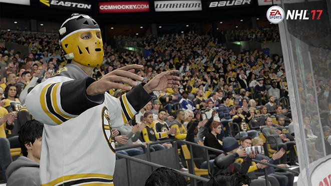 NHL 17 Screenshot #94 for PS4