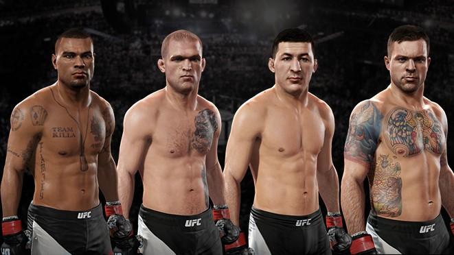 EA Sports UFC 2 Screenshot #102 for PS4