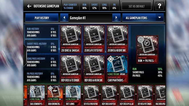 Madden NFL Mobile Screenshot #18 for iOS