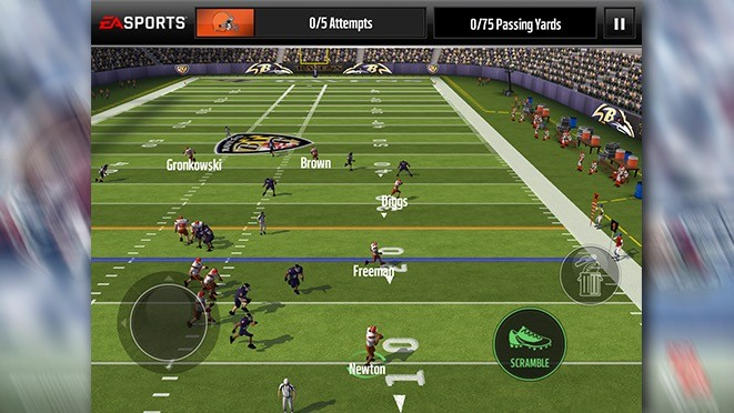 Madden NFL Mobile Screenshot #23 for iOS