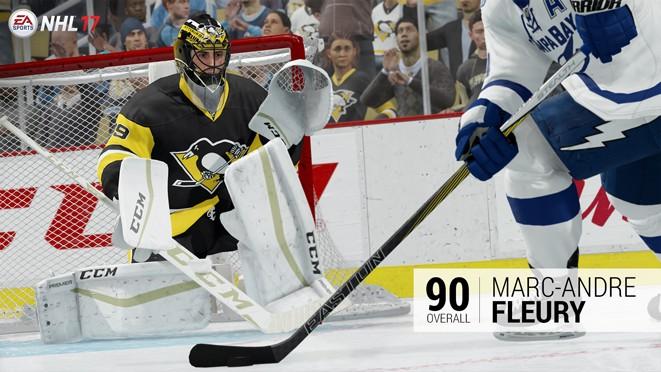 NHL 17 Screenshot #100 for PS4