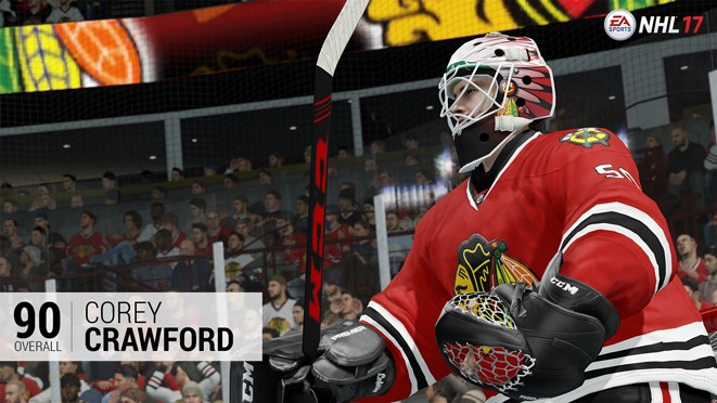NHL 17 Screenshot #101 for PS4
