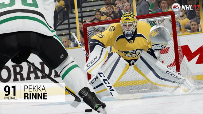 NHL 17 Screenshot #102 for PS4