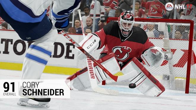 NHL 17 Screenshot #103 for PS4