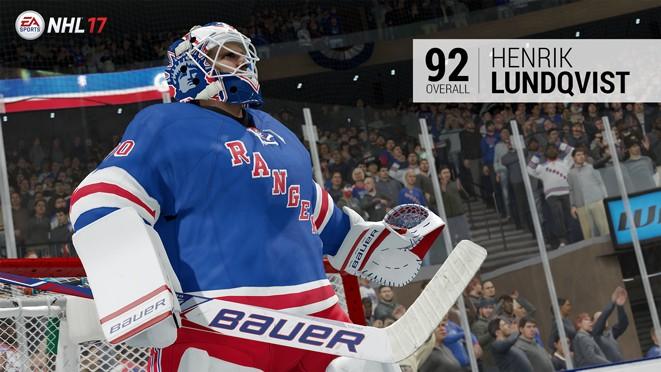 NHL 17 Screenshot #104 for PS4