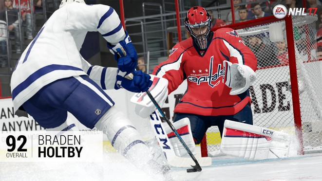 NHL 17 Screenshot #105 for PS4