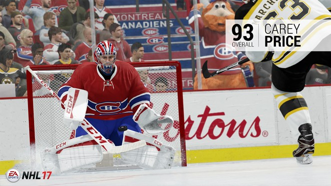 NHL 17 Screenshot #107 for PS4