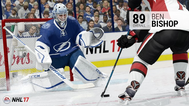 NHL 17 Screenshot #109 for PS4