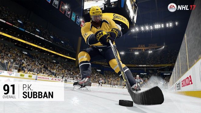 NHL 17 Screenshot #110 for PS4