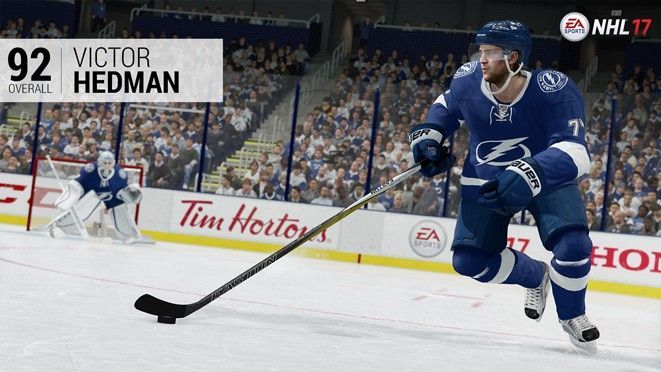NHL 17 Screenshot #112 for PS4