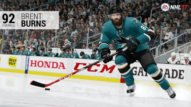 NHL 17 Screenshot #113 for PS4