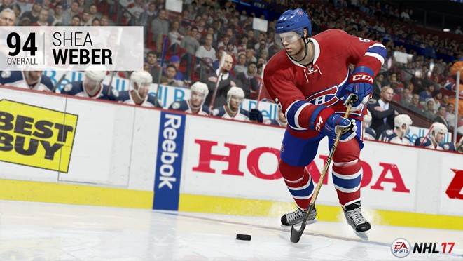 NHL 17 Screenshot #116 for PS4