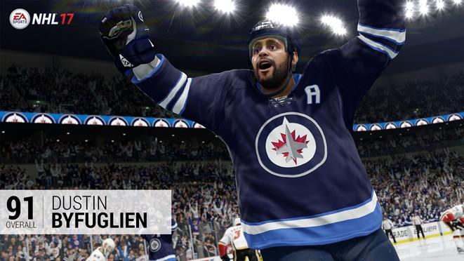 NHL 17 Screenshot #120 for PS4