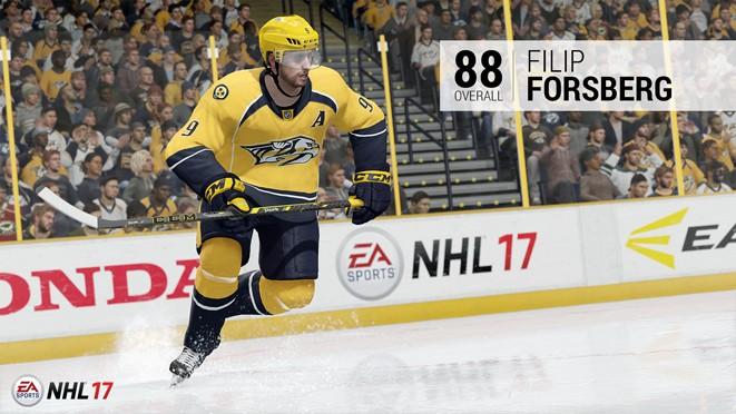 NHL 17 Screenshot #122 for PS4