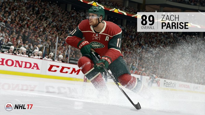 NHL 17 Screenshot #124 for PS4