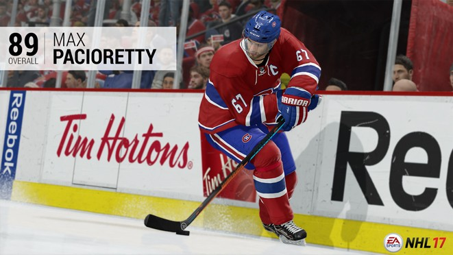 NHL 17 Screenshot #125 for PS4