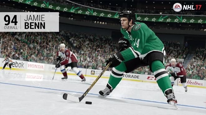 NHL 17 Screenshot #129 for PS4