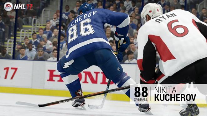 NHL 17 Screenshot #134 for PS4