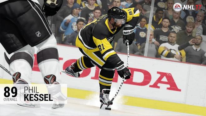 NHL 17 Screenshot #137 for PS4