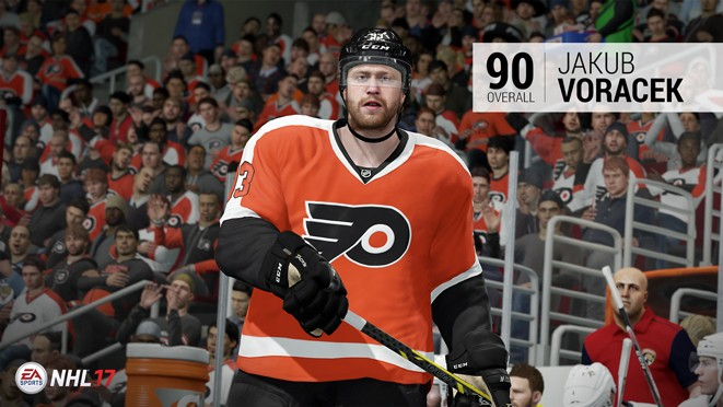 NHL 17 Screenshot #138 for PS4