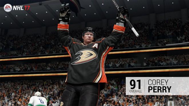 NHL 17 Screenshot #139 for PS4