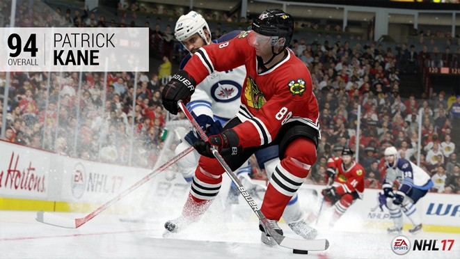 NHL 17 Screenshot #142 for PS4