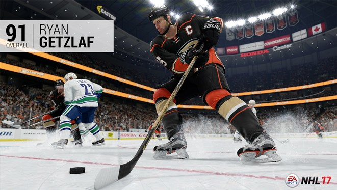 NHL 17 Screenshot #144 for PS4