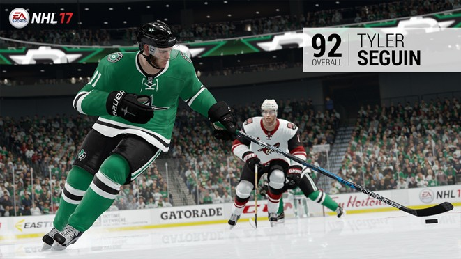 NHL 17 Screenshot #145 for PS4
