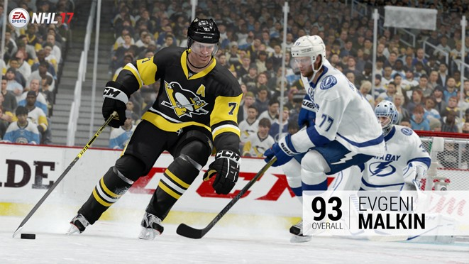 NHL 17 Screenshot #146 for PS4