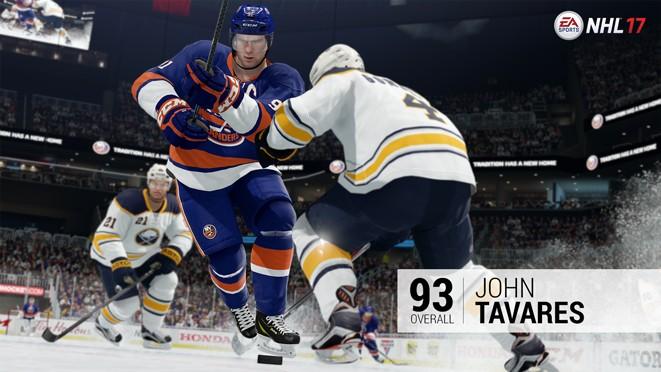 NHL 17 Screenshot #147 for PS4